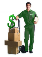 save money on courier